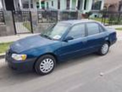2001 Toyota Corolla for Sale by Owner
