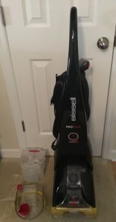 Bissell Pro Heat Carpet Cleaner and Shampooer