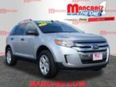 2014 Ford Edge Silver, 53K miles