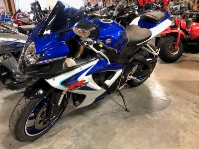 2006 Suzuki GSX-R600 SuperSport Motorcycles Davenport, IA