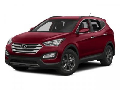 2015 Hyundai Santa Fe Sport 2.4L (Sparkling Silver)