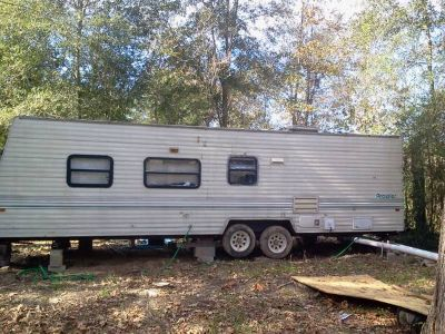 two traval trailers (Woodville)