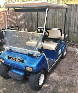48V Club Car Golf Cart