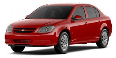 2009 Chevrolet Cobalt LT (Silver Ice Metallic)
