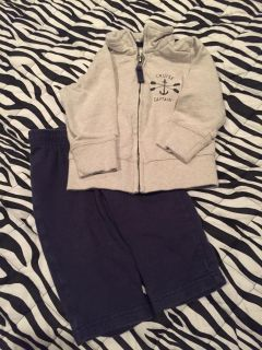 Carters 2 pc outfit