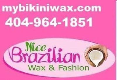 Brazilian Waxing & Fashion by Maria (404)964-1851 www.mybikiniwax.com