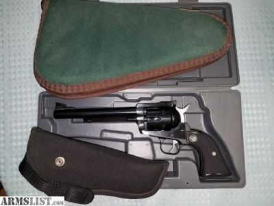For Sale: Ruger New Model Blackhawk 357/38sp