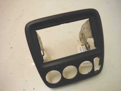 Purchase 1997 HONDA CRV 4WD RADIO BEZEL CLIMATE CONTROL FACE PLATE OEM motorcycle in Orange Park, Florida, US, for US $29.99