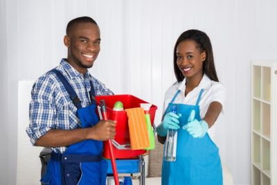 Work With a Well-Reputed Commercial Cleaning Company
