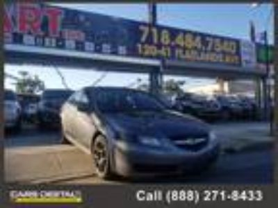 2006 ACURA TL with 124877 miles!