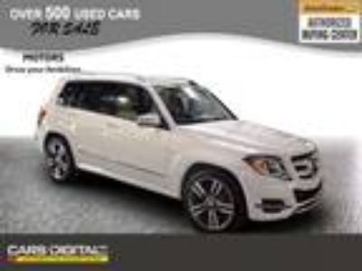 $19400.00 2014 Mercedes-Benz GLK with 80943 miles!