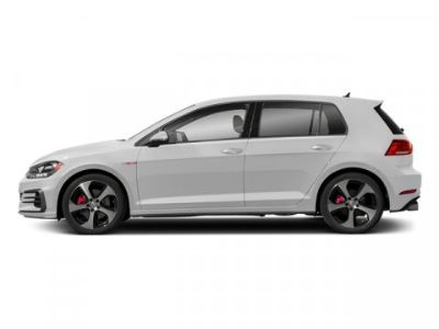 2018 Volkswagen Golf Gti S (White Silver Metallic)
