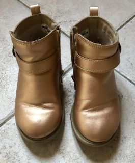 Carters Girls Ankle Boots