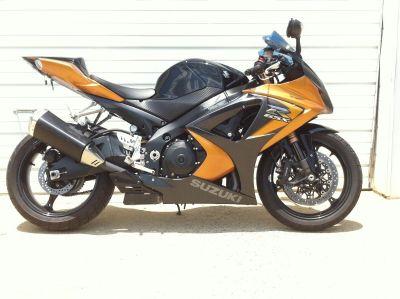 2008 Suzuki GSX-R1000 SuperSport Motorcycles Sanford, NC