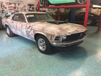 1970 Fast back Mustang Race Car /// Street Car