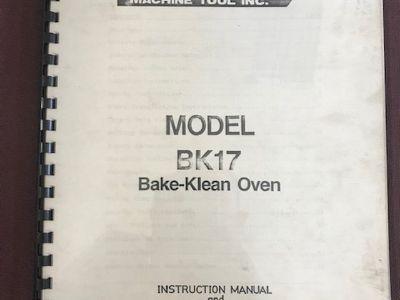 Peterson Bake-Klean Oven