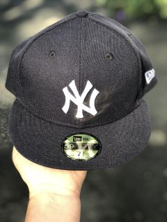 New York Yankees Fitted Hat-$25
