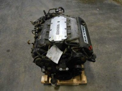 Purchase ENGINE 3.0L 6 CYLINDER FITS 03-04 ACCORD - 124K motorcycle in Lowell, Massachusetts, United States, for US $550.00