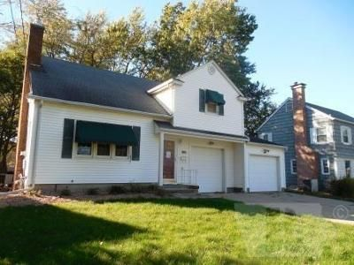 3 Bed 1.5 Bath Foreclosure Property in Ottumwa, IA 52501 - N Elm St