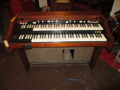 Hammond A-100 Organ with Leslie 145 Speaker RTR#7113011-01