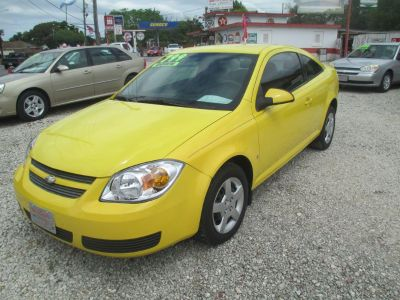 2007 Chevrolet Cobalt LT (Yellow)