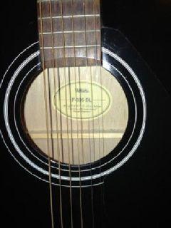 $100 Yamaha Acoustic Guitar