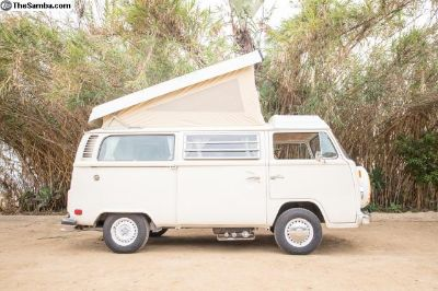 Beautifully restored 1978 VW Westfalia