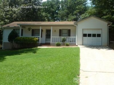 3b/2ba ranch in a great location close to I-85 and in Peachtree Ridge HS district!