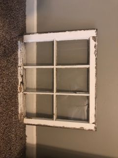 Old Chippy Window