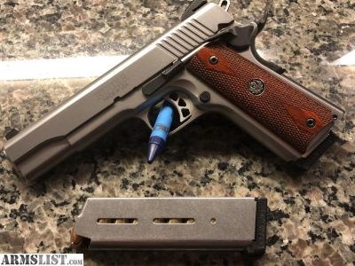 For Sale/Trade: Ruger SR1911 .45acp