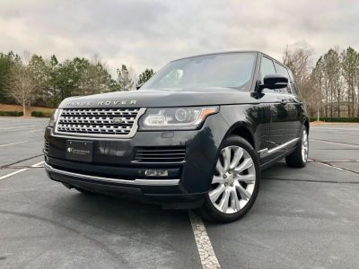 2015 Land Rover Range Rover Supercharged (Grey)