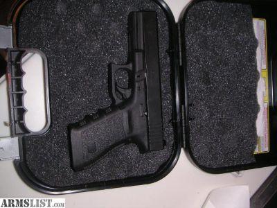 For Sale: Glock 21 45acp Nite sights