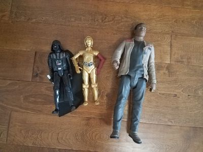 Star Wars Action Figure Lot $10