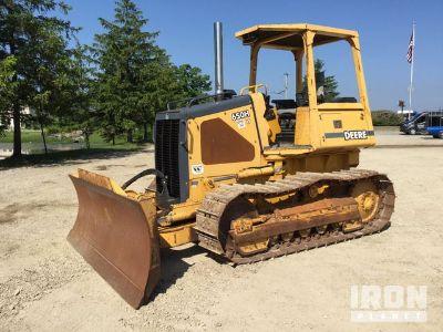 John Deere 650H LT Crawler Dozer