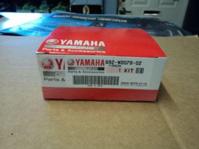 Buy YAMAHA 90 HP 97& UP OUTBOARD WATER PUMP KIT #692W007802 motorcycle in Hollywood, Florida, US, for US $31.95