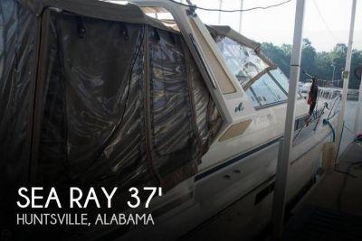 1988 Sea Ray 340 Express