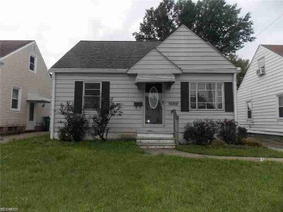 14310 Kennerdown Ave Maple Heights Three BR, Violation Free -