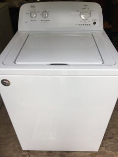 Roper Whirlpool Washer HE Super Capicity