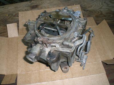 Rochester 4GC Carburetor, 1964, 7024225, Rebuildable Core