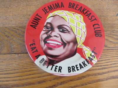 Reduced~Original Vintage Aunt Jemima Pin