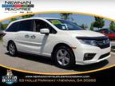 used 2018 Honda Odyssey for sale.
