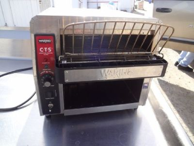 2015 Waring Commercial Conveyor Toaster RTR#9011314-10