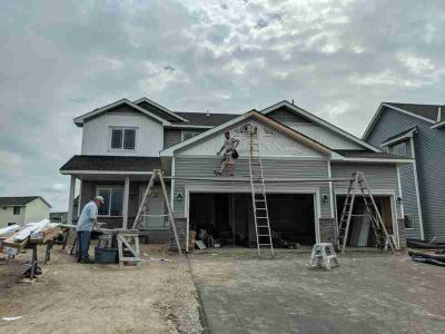 20xx 21st Avenue S Lino Lakes Three BR, To be built home in the