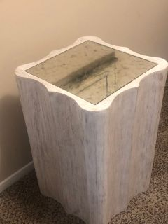 GABBY side/end/occasional table - Width: 16 inches/ Height: 2 feet