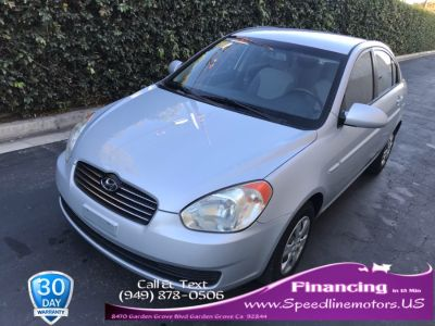 2008 Hyundai Accent GLS (GRAY)