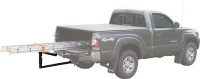 Buy PICKUP TRUCK BED HITCH EXTENDER EXTENSION RACK-LUMBER-LADDER-CANOE-BOAT (TBE-48) motorcycle in West Bend, Wisconsin, US, for US $84.99