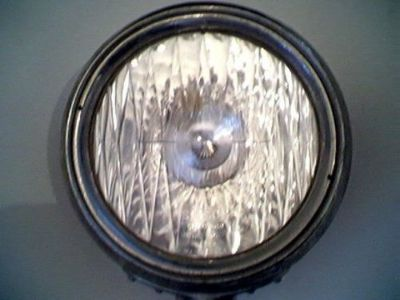 Find Old Headlight Sisson Please Help I.D. ????????????? motorcycle in Eagle, Wisconsin, United States, for US $175.00