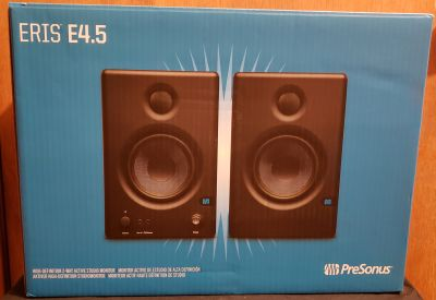 Presonus Eris 4.5 Studio Monitors (Brand New)
