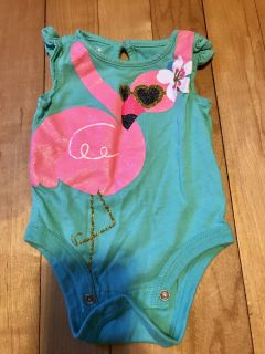 NB Flamingo Tank Top
