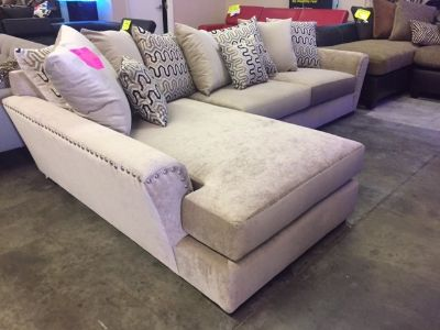 SALE! NEW! LUXURIOUS USA TOP QUALITY MADE SOFA CHAISE SECTIONAL!!